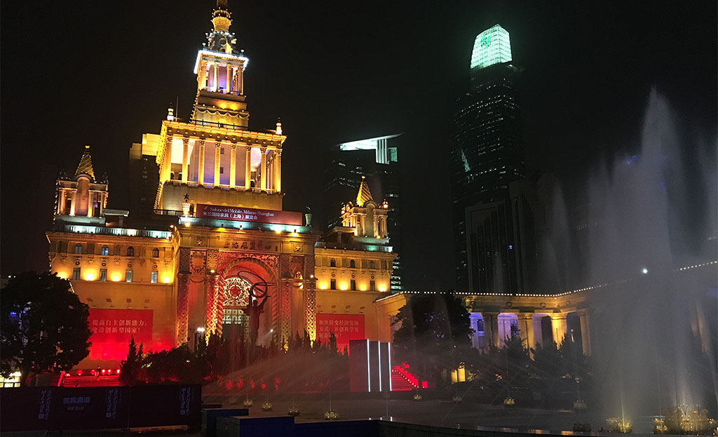 Salon du Meuble. Milan Shanghai 2016 preview