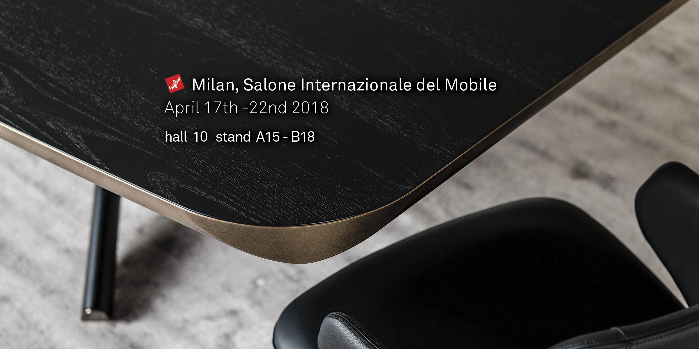 Salone del Mobile. Milano 2018 preview