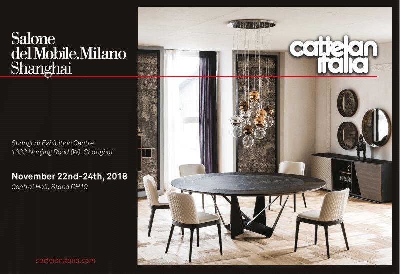 Salone del Mobile.Milano Shanghai 2018 preview