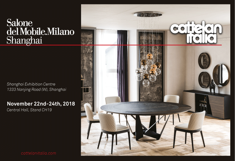Salone del Mobile.Milano Shanghai 2018 preview
