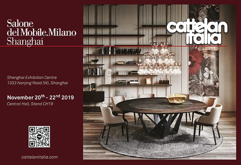 Salone del Mobile.Milano Shanghai 2019 preview